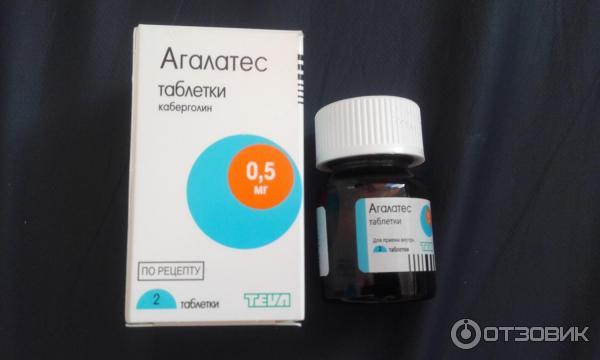 Агалатес: цена, отзывы, инструкция по применению для прекращения лактации - medside.ru