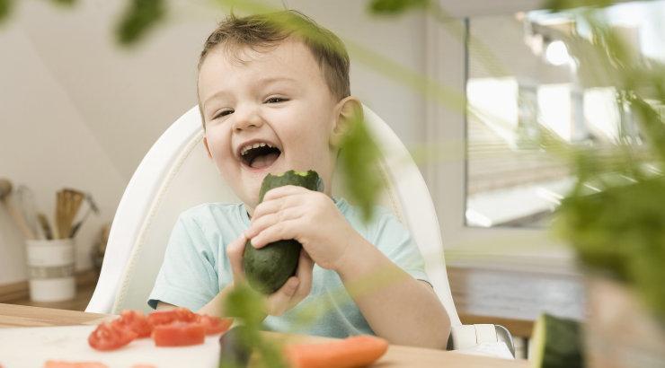 Как приучить ребенка есть овощи: здоровое питание для малыша