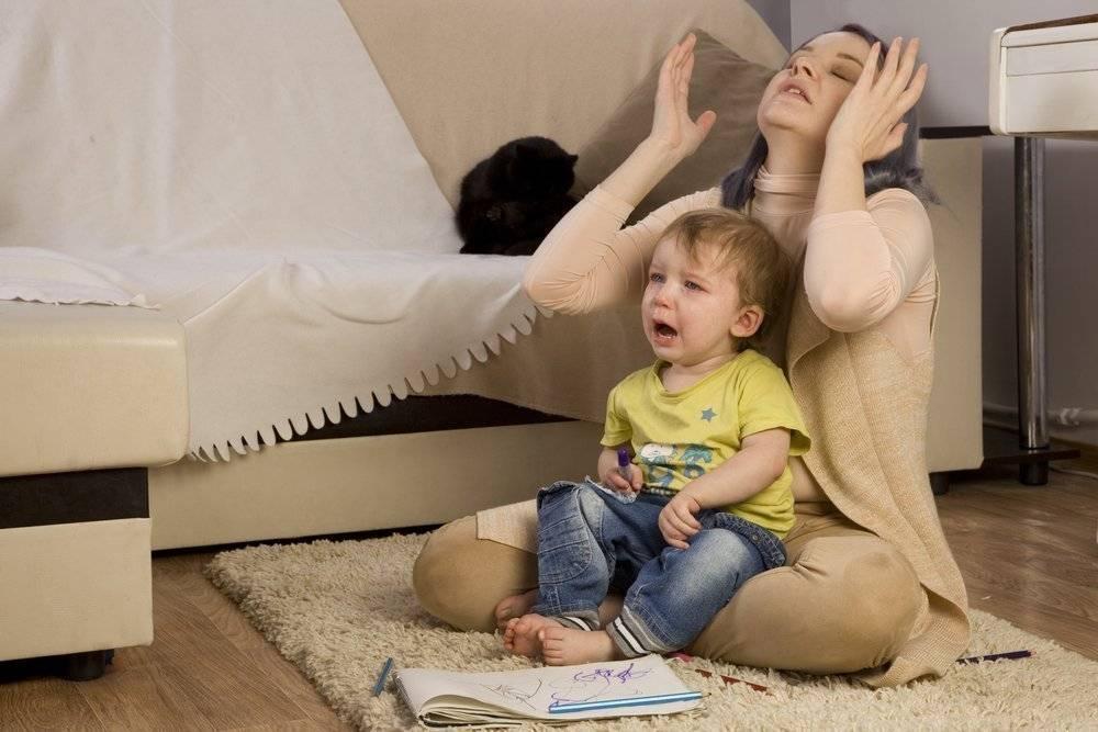 Ребенок плачет во сне: самые частые причины и способы решить проблему