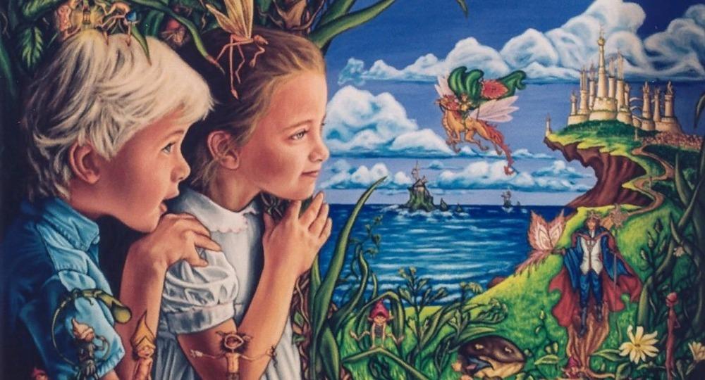 Бороться ли с фантазиями ребенка?. проблемный ребенок