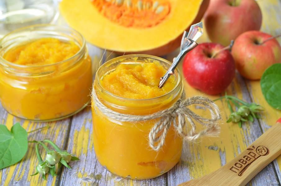 Пюре из тыквы - как приготовить для ребенка, на зиму или на гарнир по рецептам с фото в мультиварке