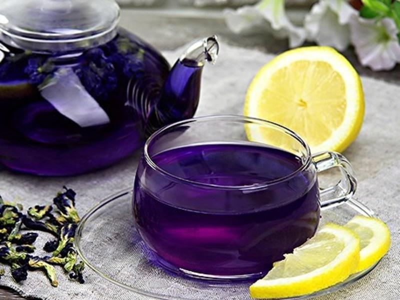 Вся правда о пурпурном чае для похудения