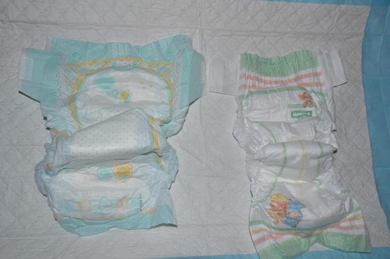 Лучшие подгузники на ночь для ребенка для спокойного сна