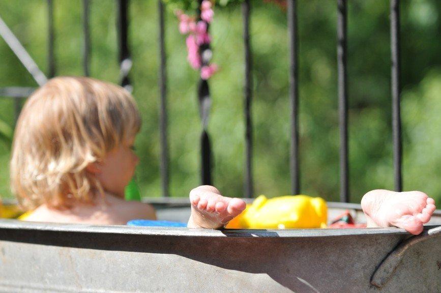 10 главных плюсов дачного отдыха для ребенка   домашние штучки