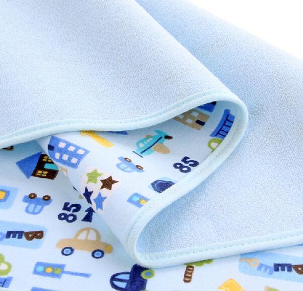 Пеленки для новорожденных: размеры, виды и характеристики, где купить