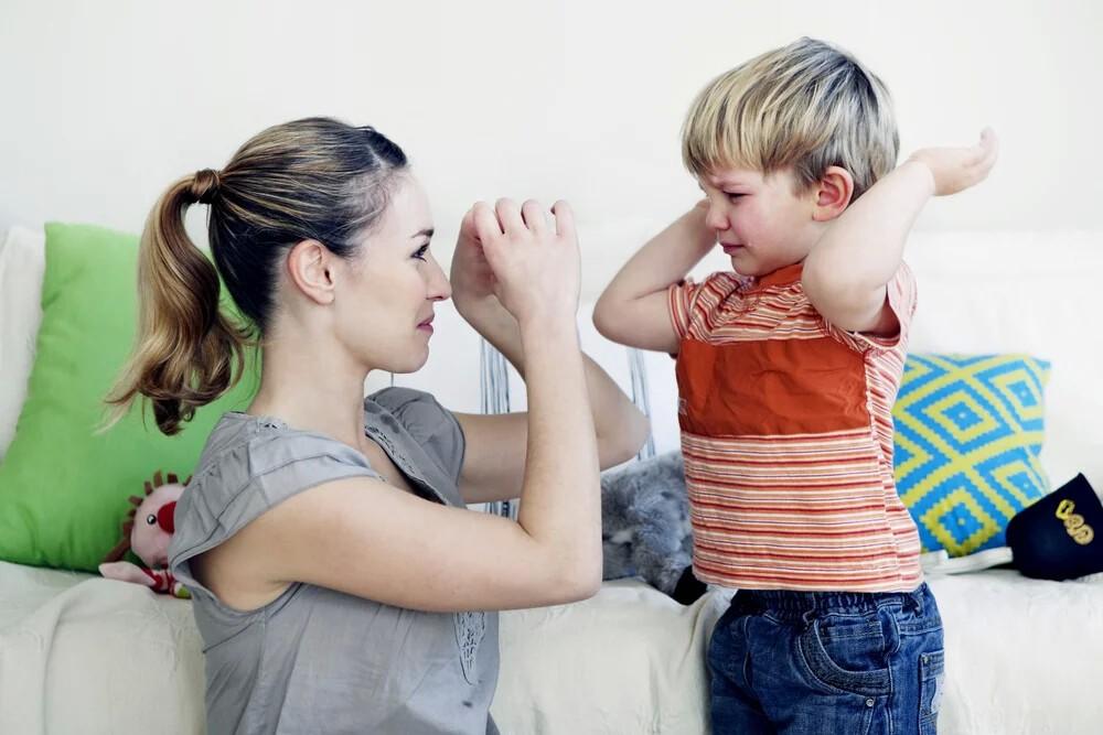 Страх за ребенка - как справиться?