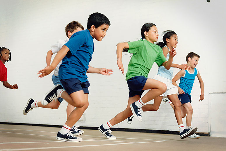 Темперамент ребенка и его влияние на занятие спортом
