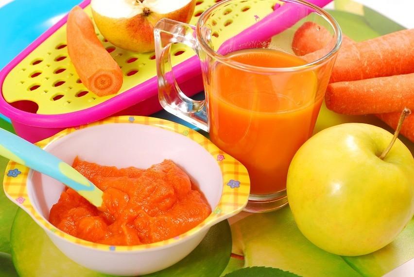 Можно ли давать детям сырую морковь