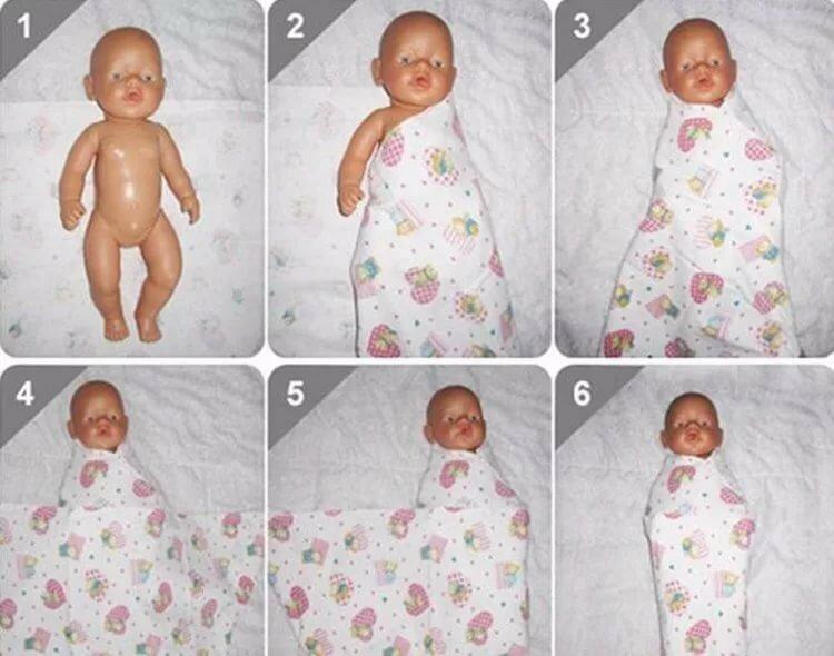 До какого возраста пеленают грудничков? плюсы и минусы пеленания детей.