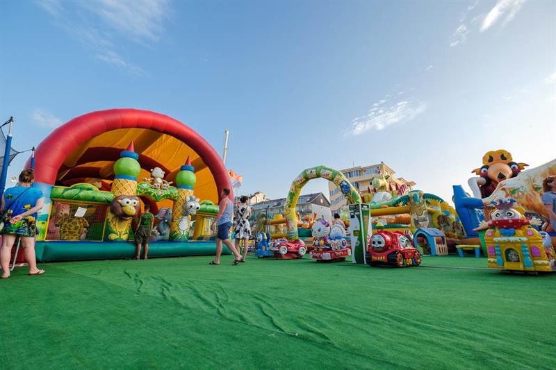 Детский парк, анапа. официальный сайт, парк «книга джунглей», аттракционы и развлечения, фото, видео, как добраться — туристер.ру