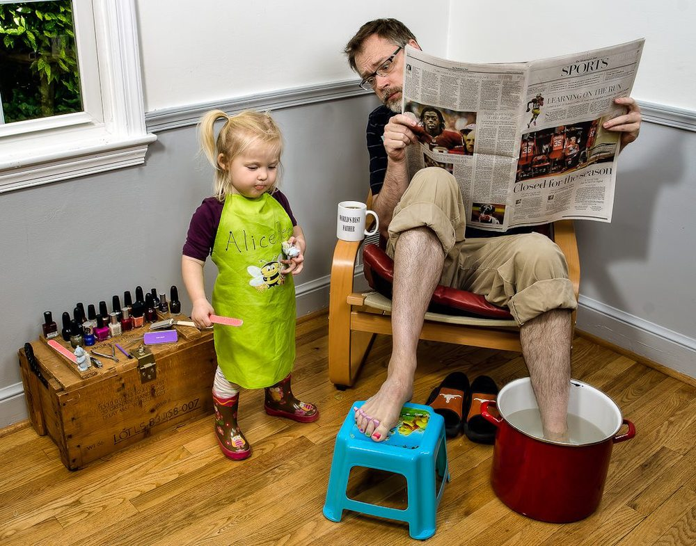 Легко ли быть отцом?