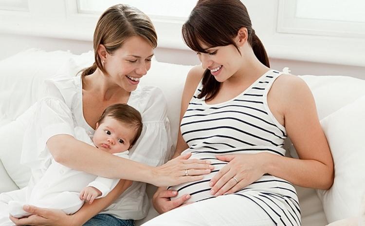 Очем и как говорить с беременной? переживанияи приметы во время беременности