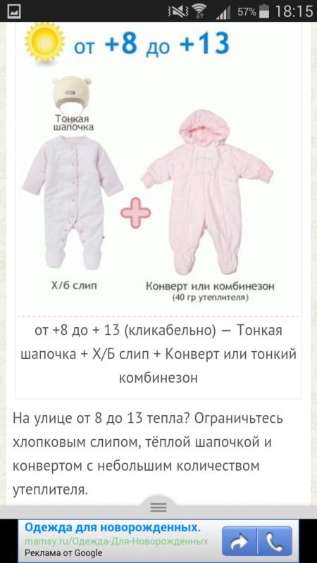 Как одеть новорожденного летом на прогулку :: дети ::  «живи!