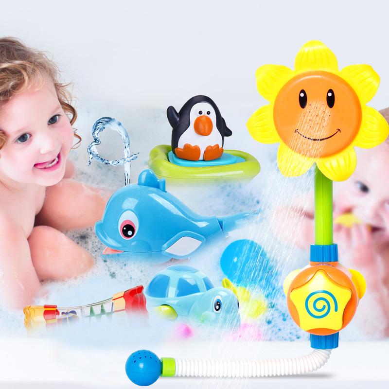 Лучшие детские игрушки для ванны на 2021 год