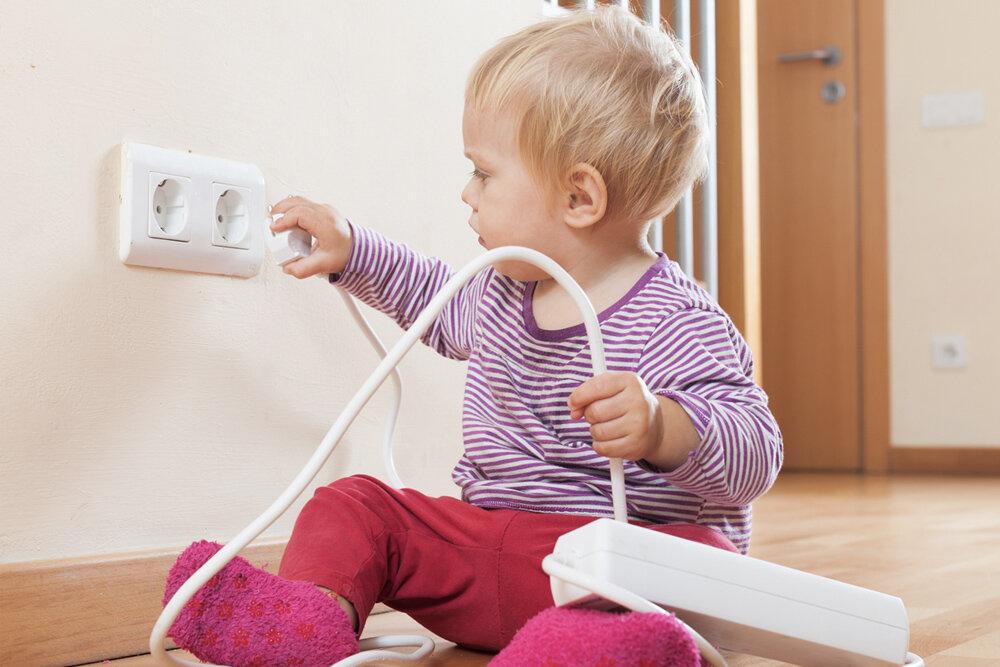 Безопасный дом для ребенка | как оградить малыша