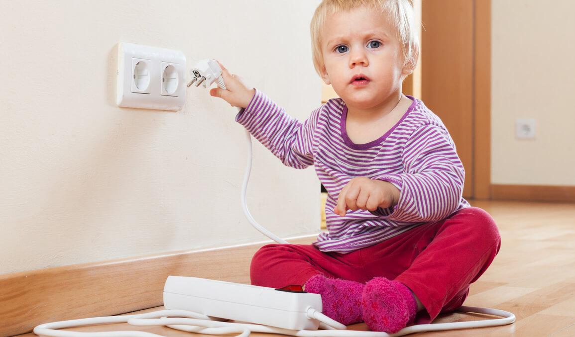 Безопасность ребенка в доме или квартире: это нужно знать!
