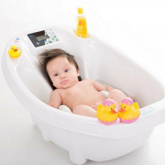 Как выбрать лучшую ванночку для детей: советы заботливым родителям - клубмама.ру