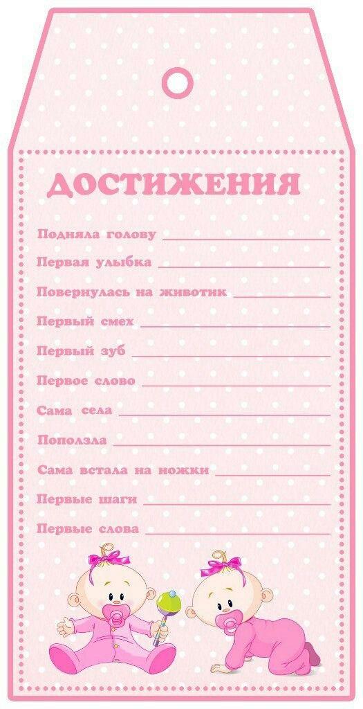 Паспорт новорожденного из роддома