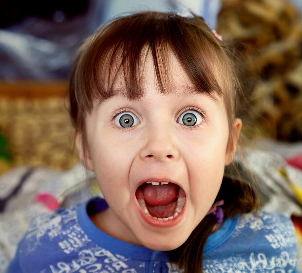 Истерика у ребёнка: как предотвратить