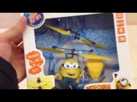 Игрушка «летающий миньон» ,  новинка 2015 года
