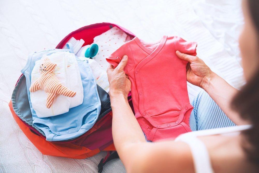 Ребенок подрос: куда девать ненужную детскую одежду? |