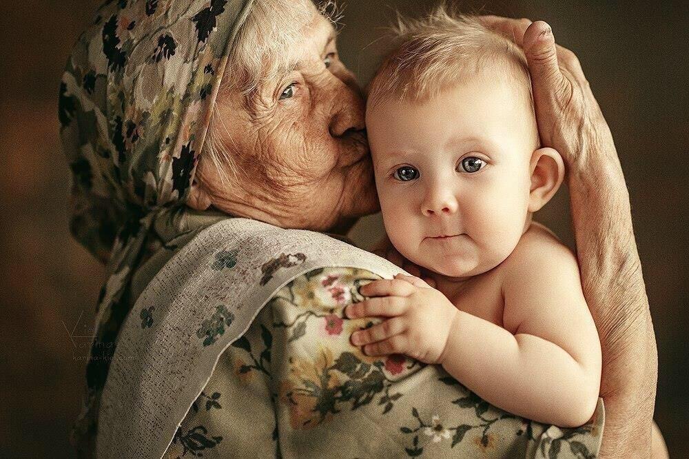5 волшебных фраз, которые знают лучшие бабушки - бути мамою