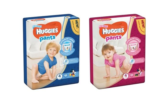 Всё о подгузниках хаггис для девочек и мальчиков