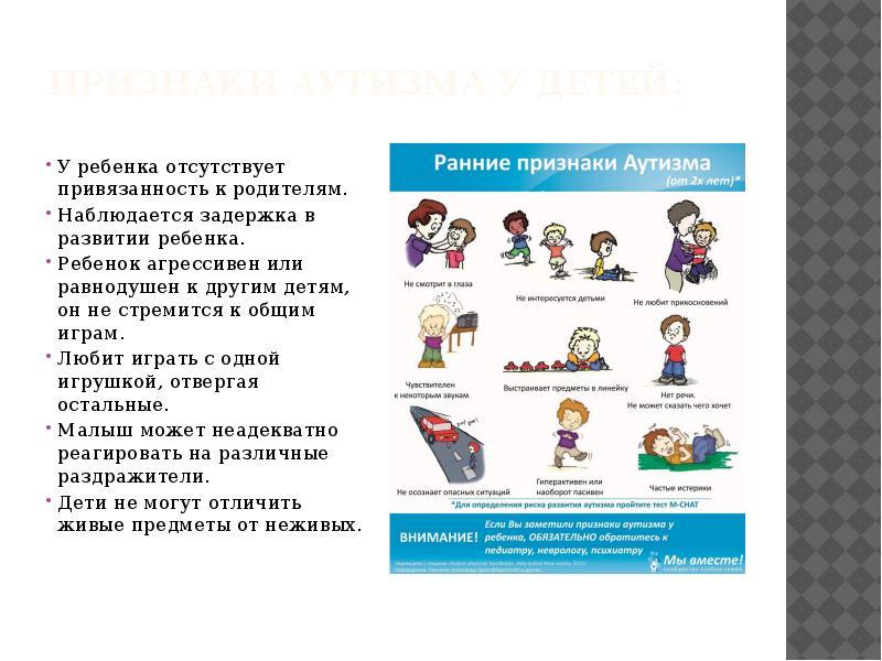 Аутизм: симптомы у детей и взрослых, виды, лечение — online-diagnos.ru