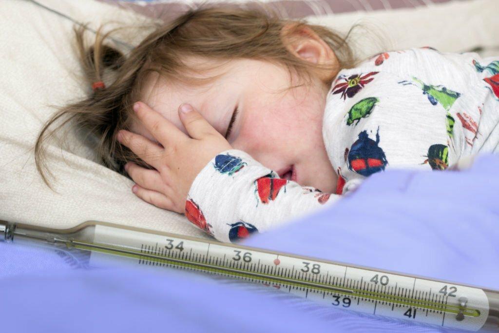 Фебрильные судороги. нужен ли контроль температуры - доказательная медицина для всех