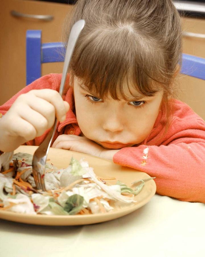 Ребенок плохо ест – советы психолога