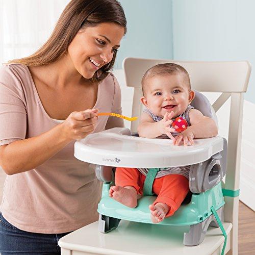Усадил и накормил, или ТОП-5 стульчиков для кормления