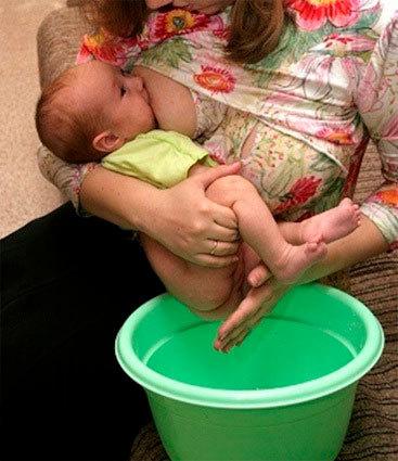 Как сделать так чтобы ребенок пописал в мочеприемник