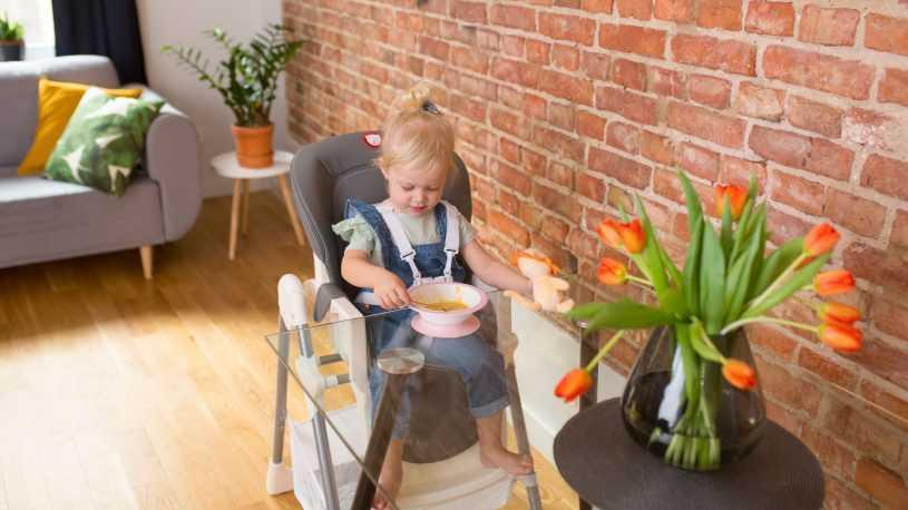 Кормильный стульчик покупай – свободное время получай!