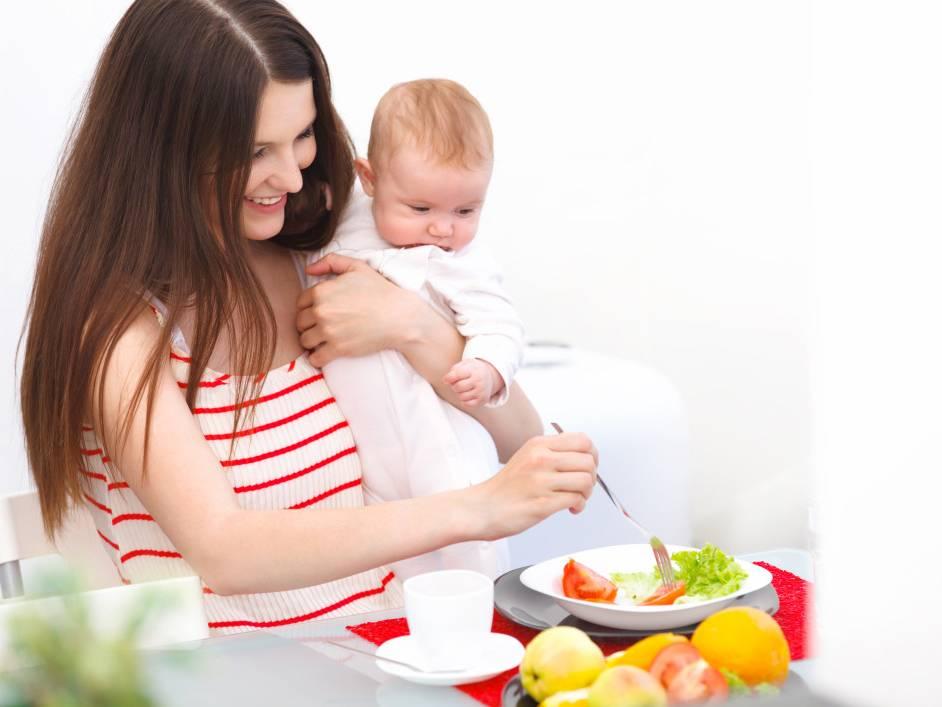 Как нужно питаться, чтобы родить здорового ребенка