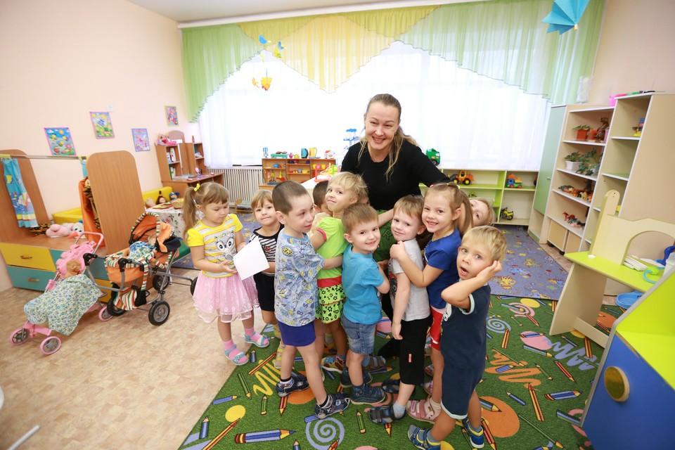 Водить ли ребенка в детский сад для его развития?