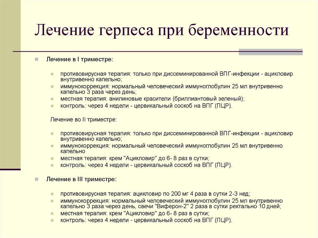Генитальный герпес у женщин и мужчин   университетская клиника