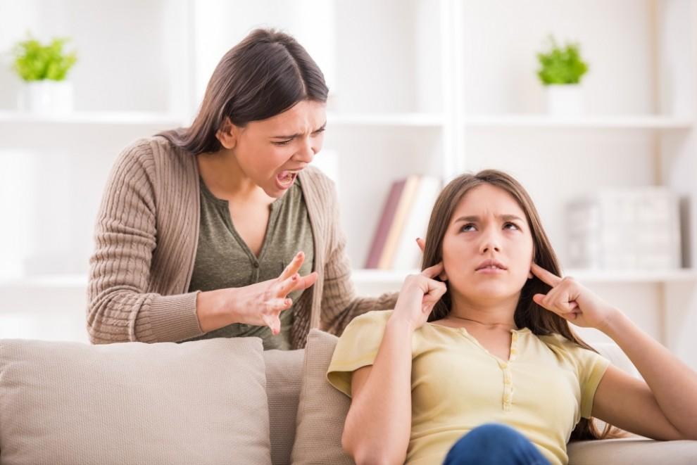 10 советов как перестать кричать на своих детей