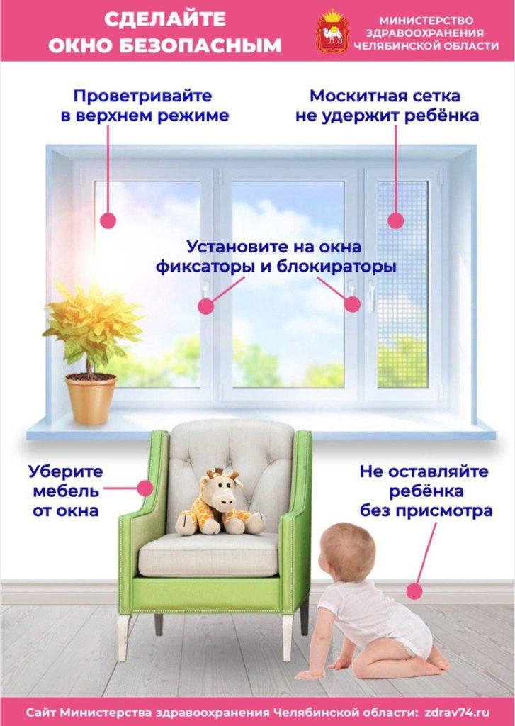 Основные правила безопасности для детей