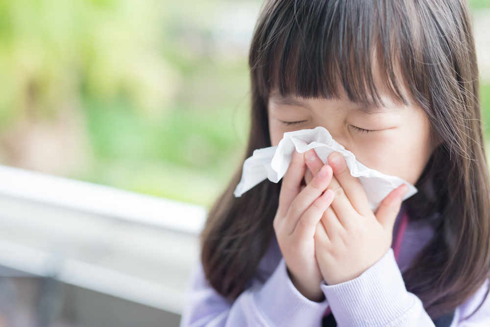 Аллергический ринит у ребенка: симптомы и лечение насморка у детей