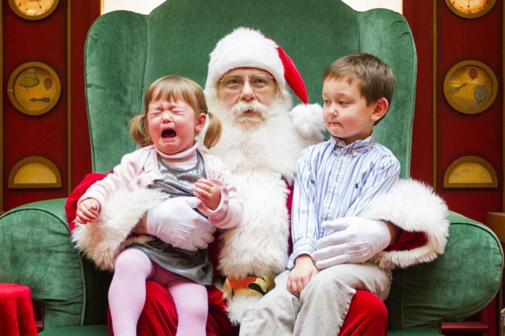 Деда мороза нет? 7фраз родителей, грозящих сделать ребенка неудачником