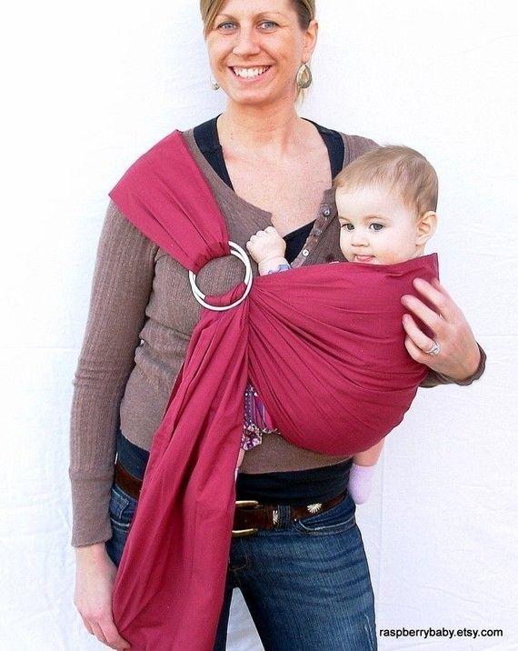 Как правильно носить слинг: инструкция по применению. как его надевать, как в него помещать и одевать ребенка