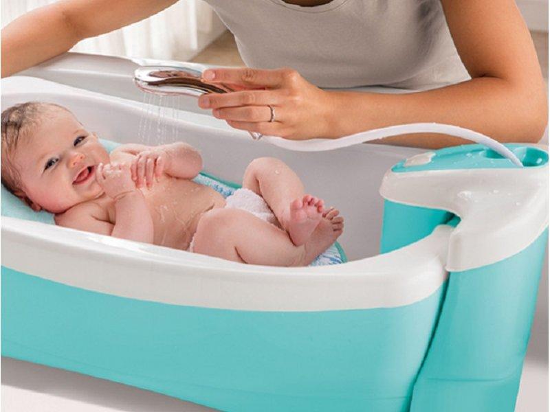 Ванночка для купания новорожденных детей