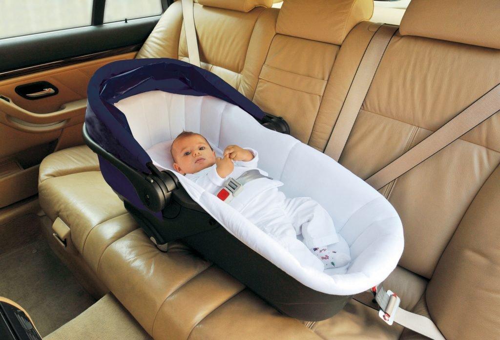 Как перевозить новорожденного в машине по правилам 2021 года: обзор автомобильных кресел для младенцев + требования