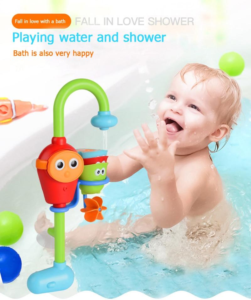 10 лучших игрушек для ванной