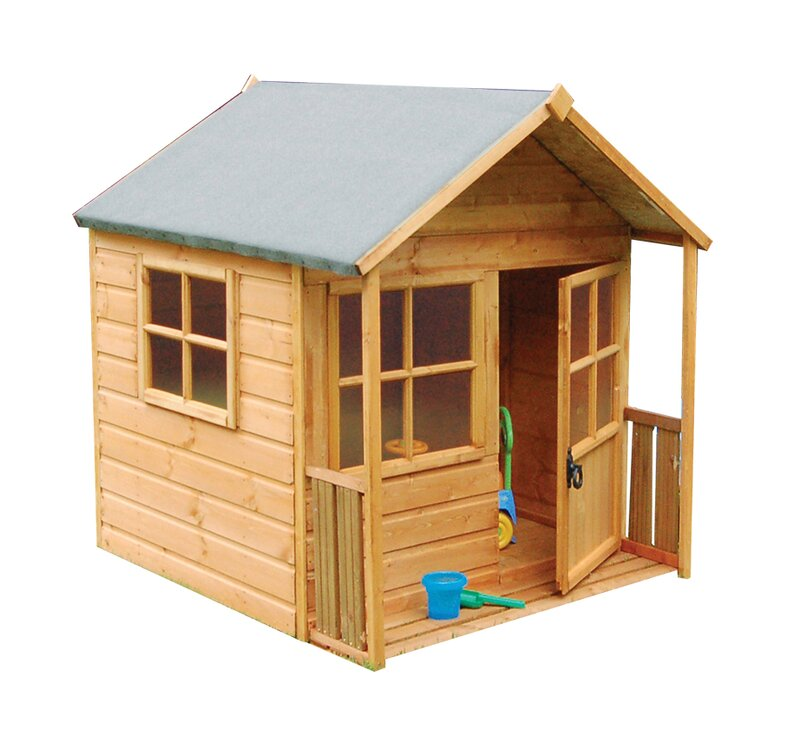 Игровые домики для детей: место, где живет сказка