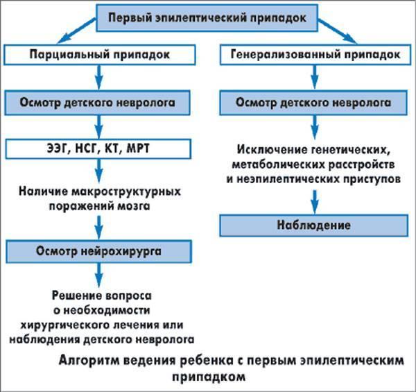 Терапия эпилепсии, полезные статьи медицинской клиники невро-мед