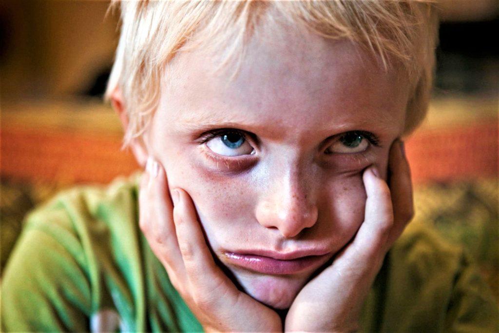 Шизофрения у детей. неочевидные признаки