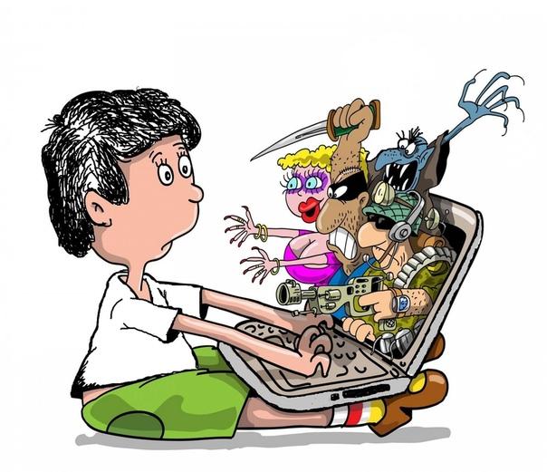 Влияние социальных сетей на подростков
