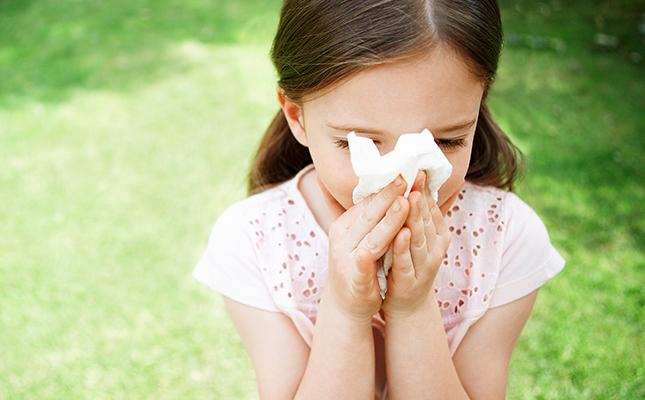Безопасный способ лечения аллергии.