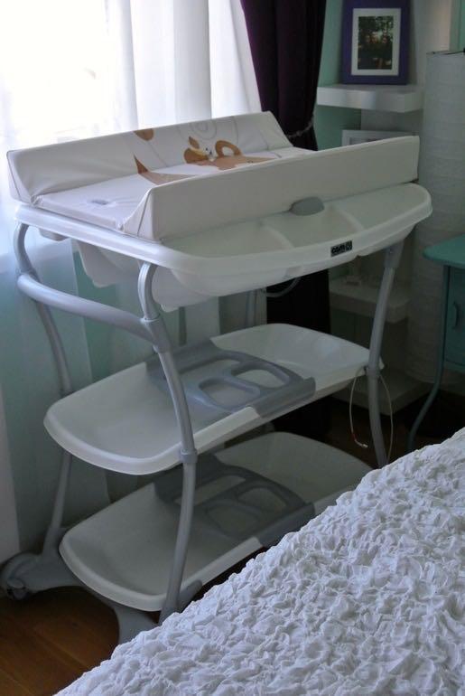 Пеленальный столик для новорожденных 50 фото и 2 видео обзор моделей и советы по выбору